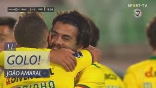 GOLO! FC P.Ferreira, João Amaral aos 11', Rio Ave FC 0-1 FC P.Ferreira