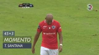 Santa Clara, Jogada, Thiago Santana aos 45'+3'