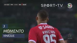 SL Benfica, Jogada, Vinícius aos 3'