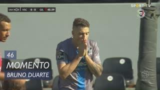 Vitória SC, Jogada, Bruno Duarte aos 46'