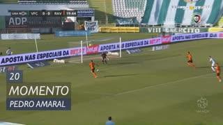 Rio Ave FC, Jogada, Pedro Amaral aos 20'