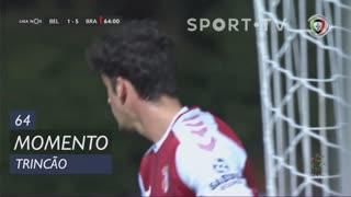 SC Braga, Jogada, Trincão aos 64'