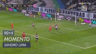 Gil Vicente FC, Jogada, Sandro Lima aos 90'+4'