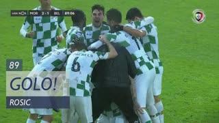GOLO! Moreirense FC, Rosic aos 89', Moreirense FC 2-1 Belenenses