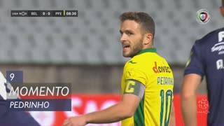 FC P.Ferreira, Jogada, Pedrinho aos 9'