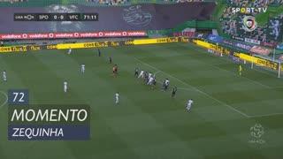 Vitória FC, Jogada, Zequinha aos 72'