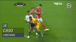 Vitória FC, Caso, Hachadi aos 28'