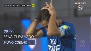 Belenenses SAD, Jogada, Nuno Coelho aos 90'+9'