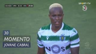 Sporting CP, Jogada, Jovane Cabral aos 30'