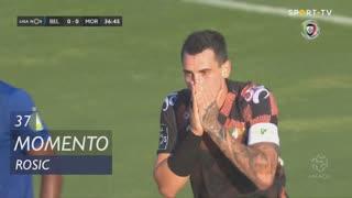 Moreirense FC, Jogada, Rosic aos 37'