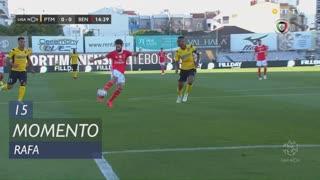 SL Benfica, Jogada, Rafa aos 15'