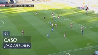SC Braga, Caso, João Palhinha aos 44'