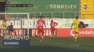 Gil Vicente FC, Jogada, Romário aos 69'