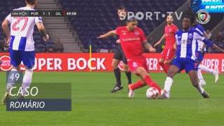 FC Porto, Caso, Romário aos 49'