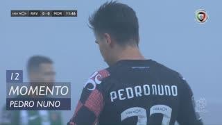 Moreirense FC, Jogada, Pedro Nuno aos 12'