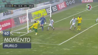 FC P.Ferreira, Jogada, Murilo aos 40'