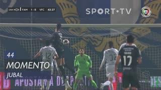 Vitória FC, Jogada, Jubal aos 44'