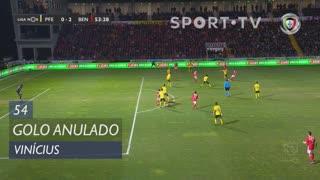 SL Benfica, Golo Anulado, Vinícius aos 54'
