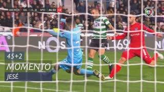 Sporting CP, Jogada, Jesé aos 45'+2'