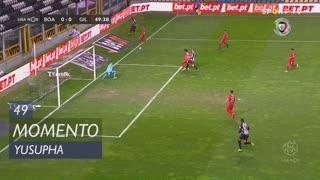 Boavista FC, Jogada, Yusupha aos 49'