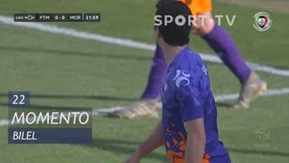 Moreirense FC, Jogada, Bilel aos 22'