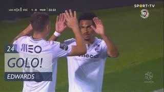 GOLO! Vitória SC, Edwards aos 24', Vitória SC 1-0 Marítimo M.