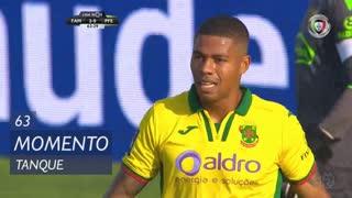 FC P.Ferreira, Jogada, Tanque aos 63'