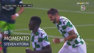 Moreirense FC, Jogada, Steven Vitória aos 80