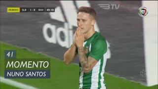 Rio Ave FC, Jogada, Nuno Santos aos 41'