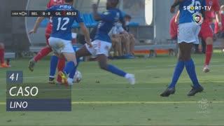 Gil Vicente FC, Caso, Lino aos 41'