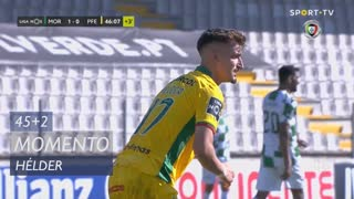 FC P.Ferreira, Jogada, Hélder aos 45'+2'