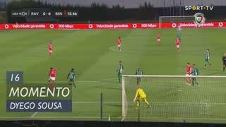 SL Benfica, Jogada, Dyego Sousa aos 16'
