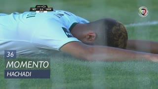 Vitória FC, Jogada, Hachadi aos 36'