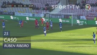 Gil Vicente FC, Caso, Rúben Ribeiro aos 25'