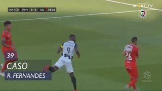 Gil Vicente FC, Caso, Rúben Fernandes aos 39'