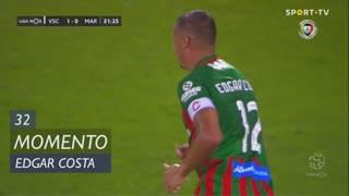 Marítimo M., Jogada, Edgar Costa aos 32'