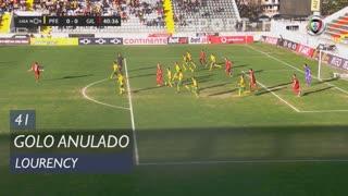 Gil Vicente FC, Golo Anulado, Lourency aos 41'