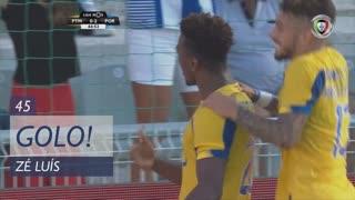 GOLO! FC Porto, Zé Luís aos 45', Portimonense 2-0 FC Porto