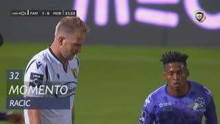 FC Famalicão, Jogada, Racic aos 32'