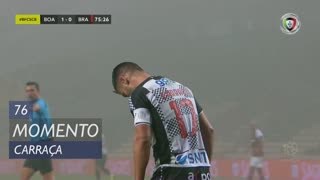 Boavista FC, Jogada, Carraça aos 76'
