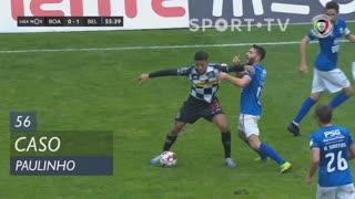 Boavista FC, Caso, Paulinho aos 56'