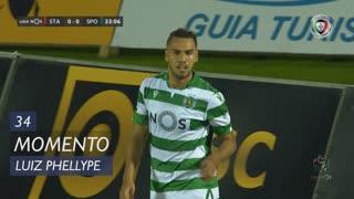 Sporting CP, Jogada, Luiz Phellype aos 34'