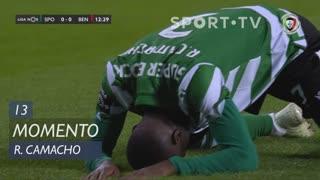 Sporting CP, Jogada, Rafael Camacho aos 13'