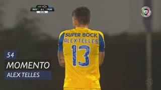 FC Porto, Jogada, Alex Telles aos 54'