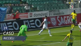 FC Famalicão, Caso, Riccieli aos 39'