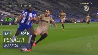 FC Porto, Penálti, Marega aos 58'