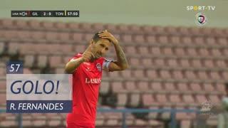 GOLO! Gil Vicente FC, Rúben Fernandes aos 57', Gil Vicente FC 2-0 CD Tondela