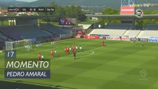 Rio Ave FC, Jogada, Pedro Amaral aos 17'