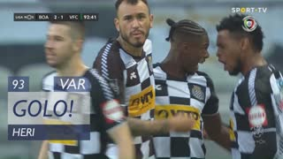 GOLO! Boavista FC, Heri aos 90'+3', Boavista FC 3-1 Vitória FC