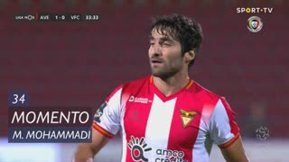 CD Aves, Jogada, M. Mohammadi aos 34'